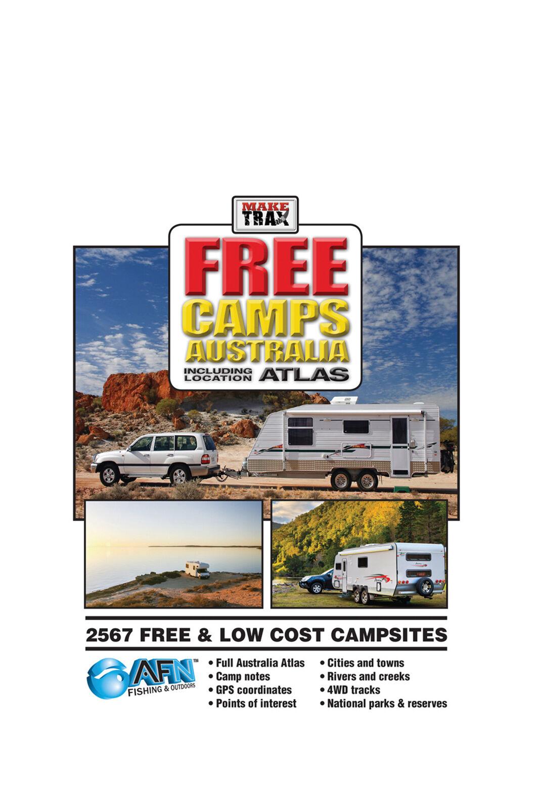 AFN Make Trax Free Camps Australia, None, hi-res