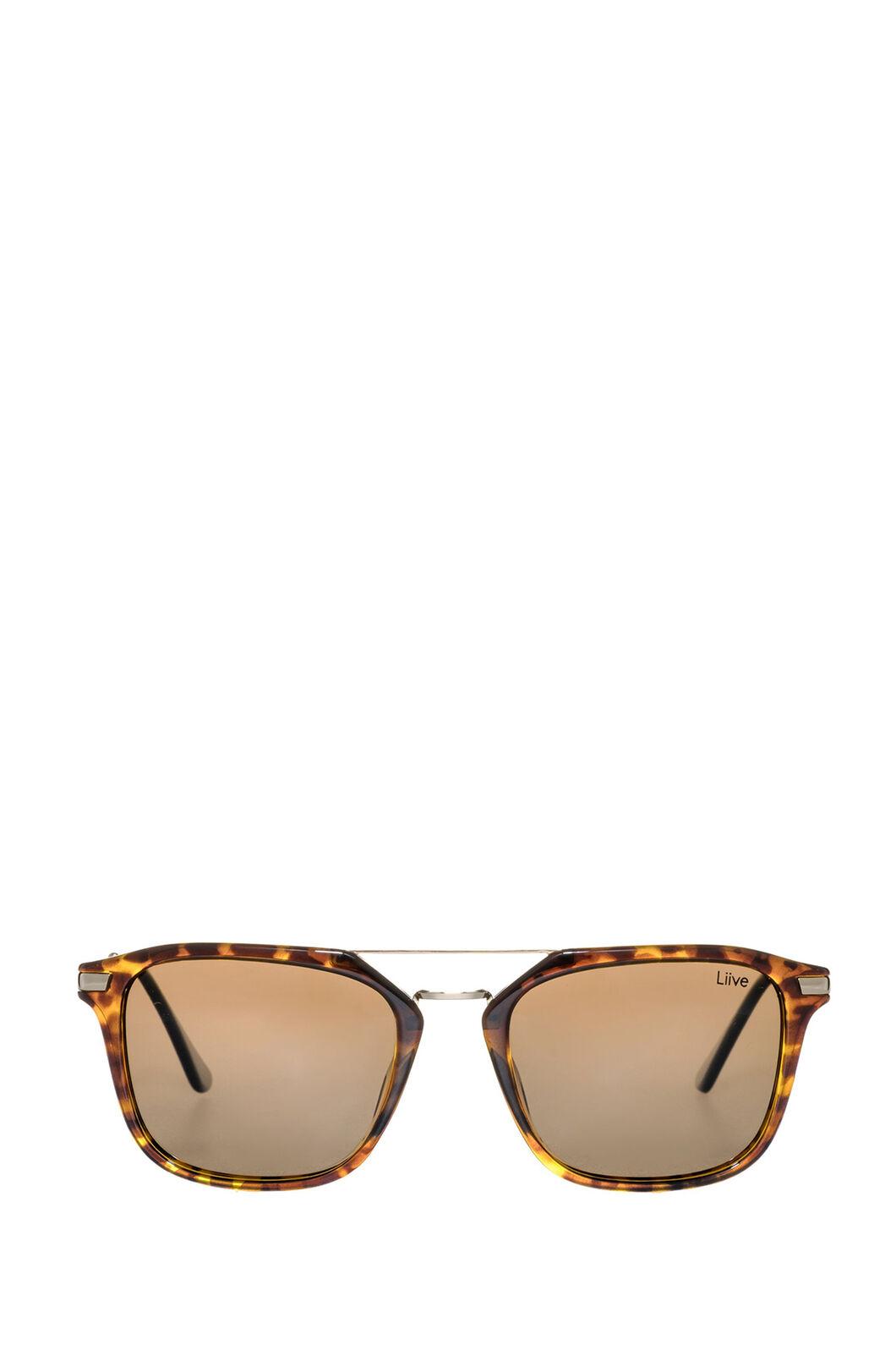 Liive Vision Shaz Polarised Sunglasses, TORT, hi-res