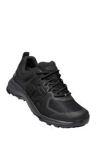 KEEN Explore WP Hiking Shoes — Men's, Black/Magnet, hi-res