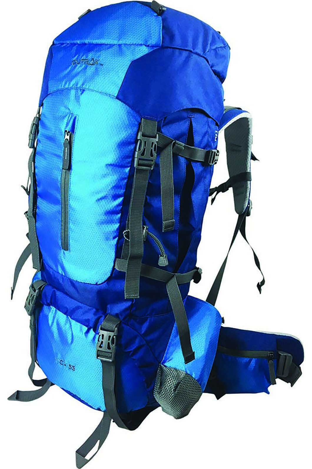Outrak Inca Trekking Pack 55L, None, hi-res