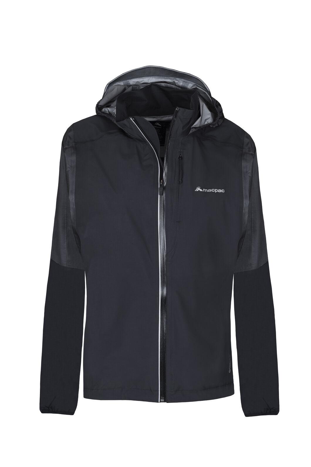 Macpac Transition Pertex® Shield Rain Jacket - Women's, Black, hi-res