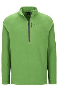 Macpac Tui Polartec® Micro Fleece® Pullover — Men's, Juniper, hi-res