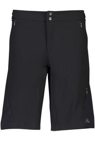 Stretch Pertex Equilibrium® Mountain Bike Shorts - Women's, Black, hi-res
