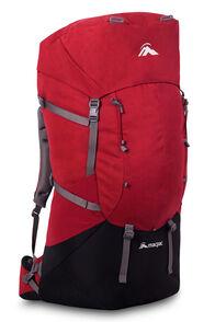 Macpac Torre AzTec® 80L Hiking Backpack, Cardinal, hi-res