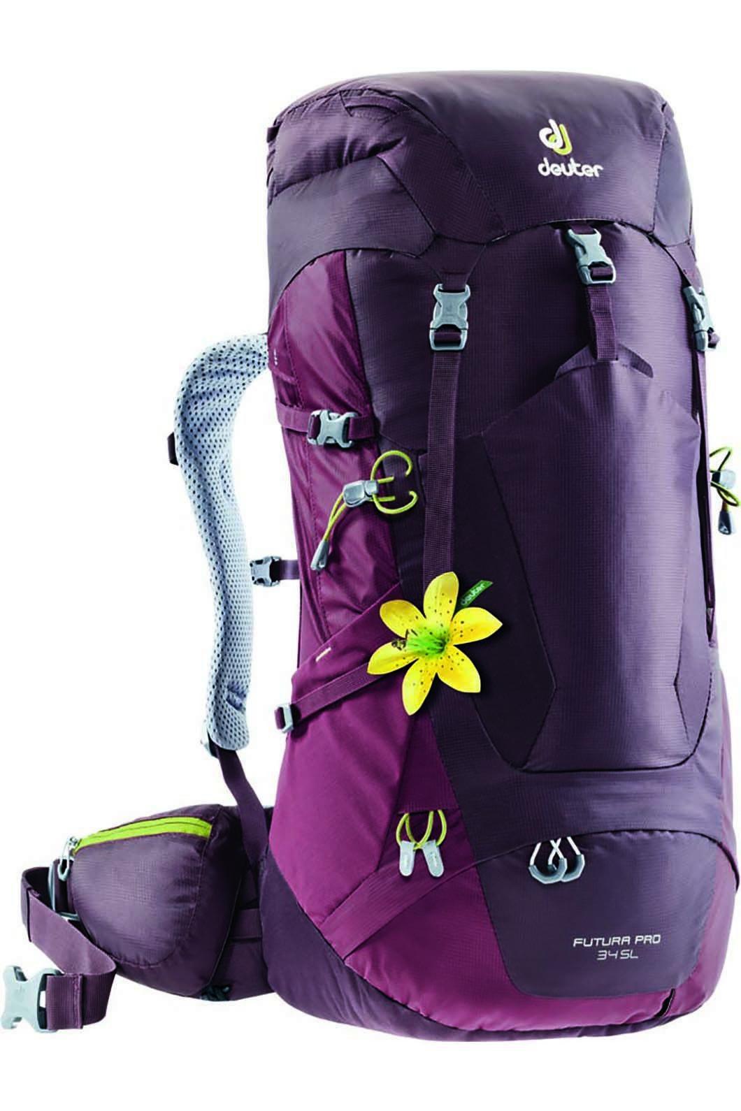 Deuter Futura Pro SL Trekking Pack 34L, None, hi-res