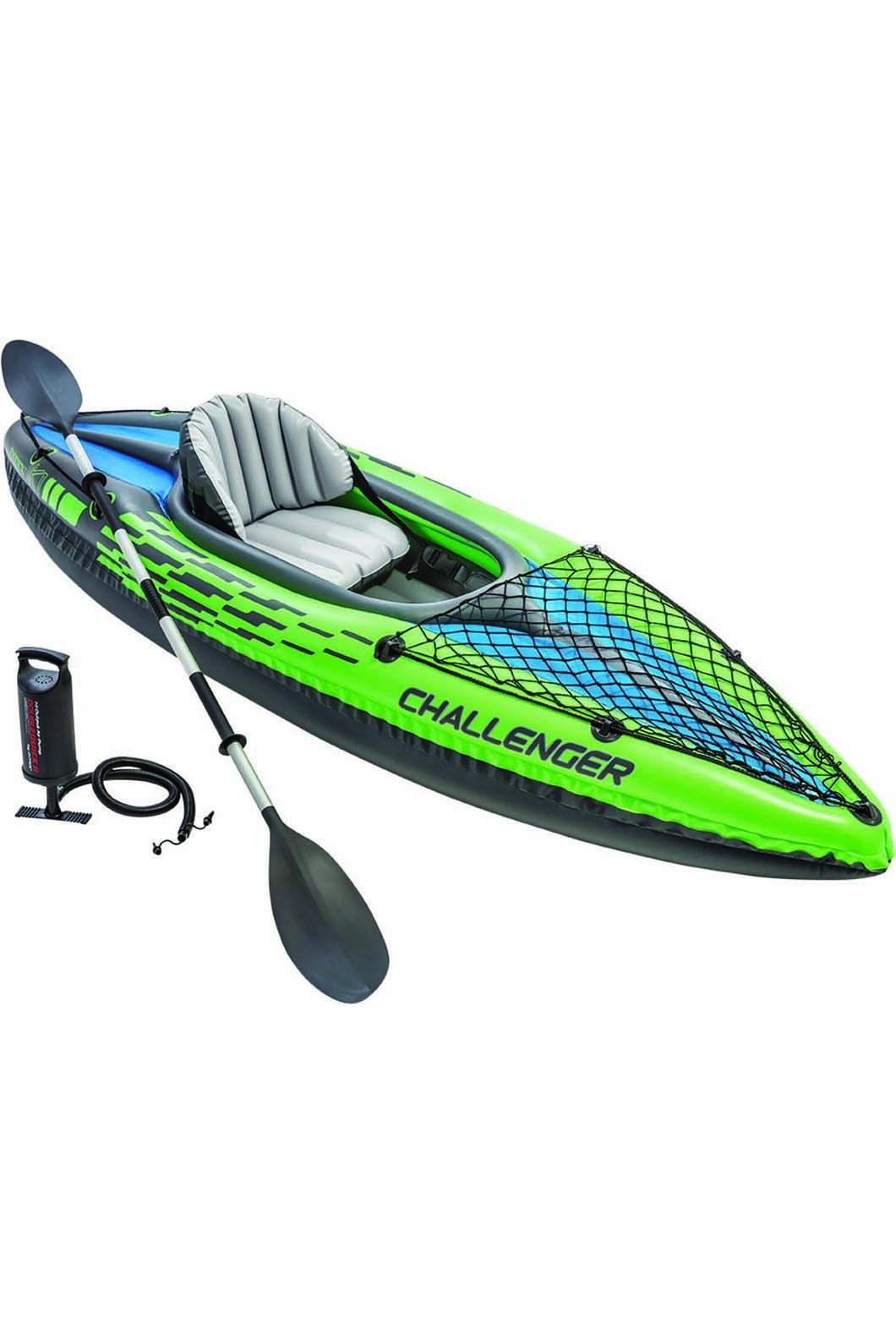 Intex Challenger Inflatable Kayak, None, hi-res