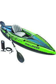 Intex Challenger Inflatable Kayak, None, hi-res