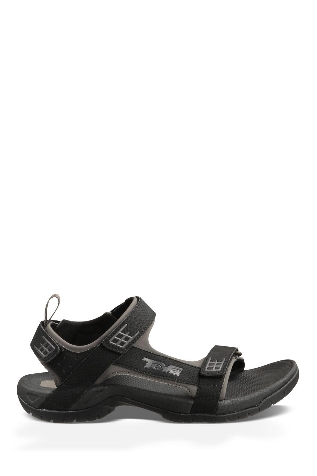 Teva Minam Sandals — Men's, Black, hi-res