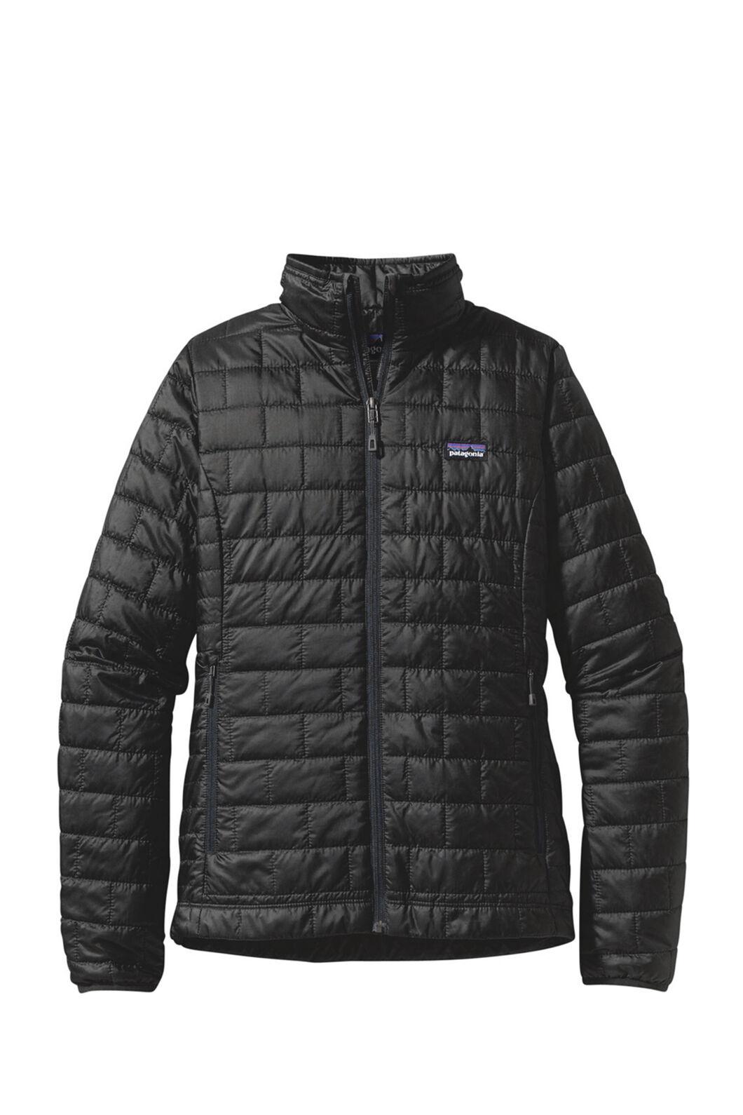 Patagonia Nano Puff Jacket — Women's, Black, hi-res