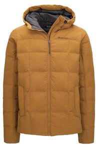 Macpac Men's Accord Hooded Down Jacket, Bronze, hi-res