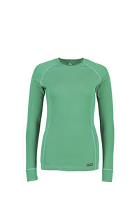 Macpac Geothermal Long Sleeve Top — Women's, Ultramine Green, hi-res
