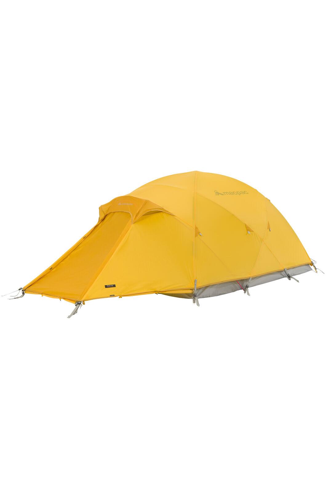 Macpac Aspiring Alpine Tent, Spectra Yellow, hi-res