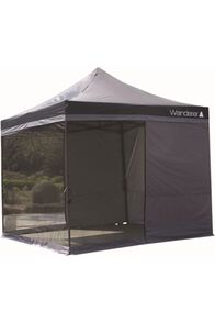 Wanderer Gazebo Ultimate Heavy Duty Double Mesh Wall Kit, None, hi-res