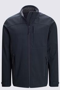 Macpac Sabre Softshell Jacket — Men's, Black, hi-res
