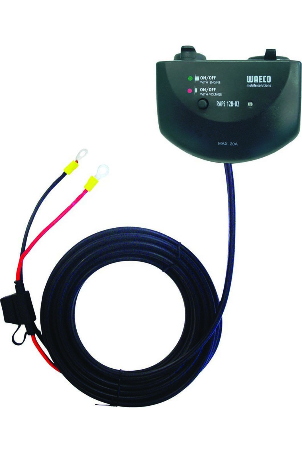 Waeco Power Kit forV Fridge, None, hi-res