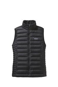 Patagonia Women's Down Sweater Vest, Black, hi-res