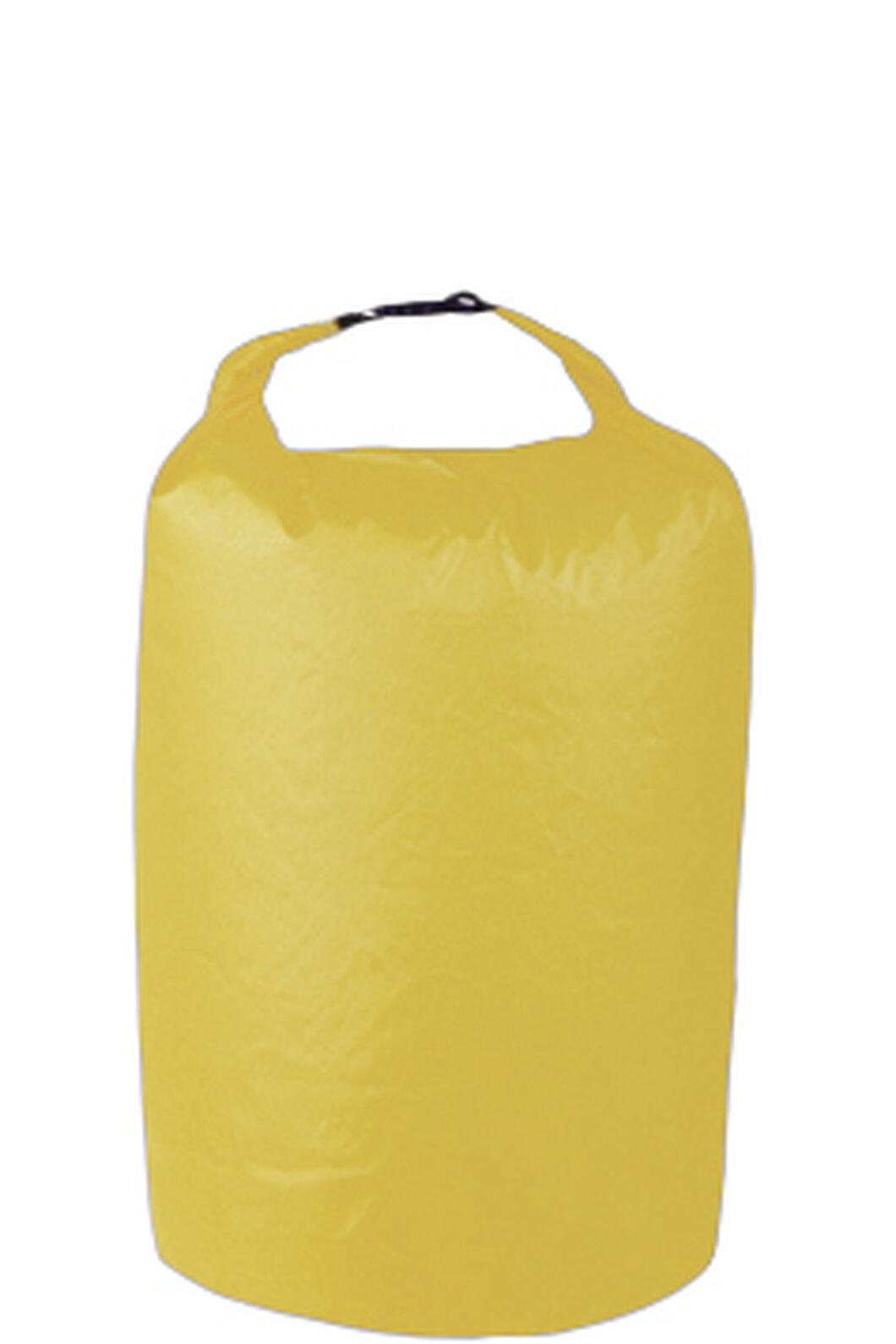 Macpac Ultralight Dry Bag — 15L, Saffron, hi-res
