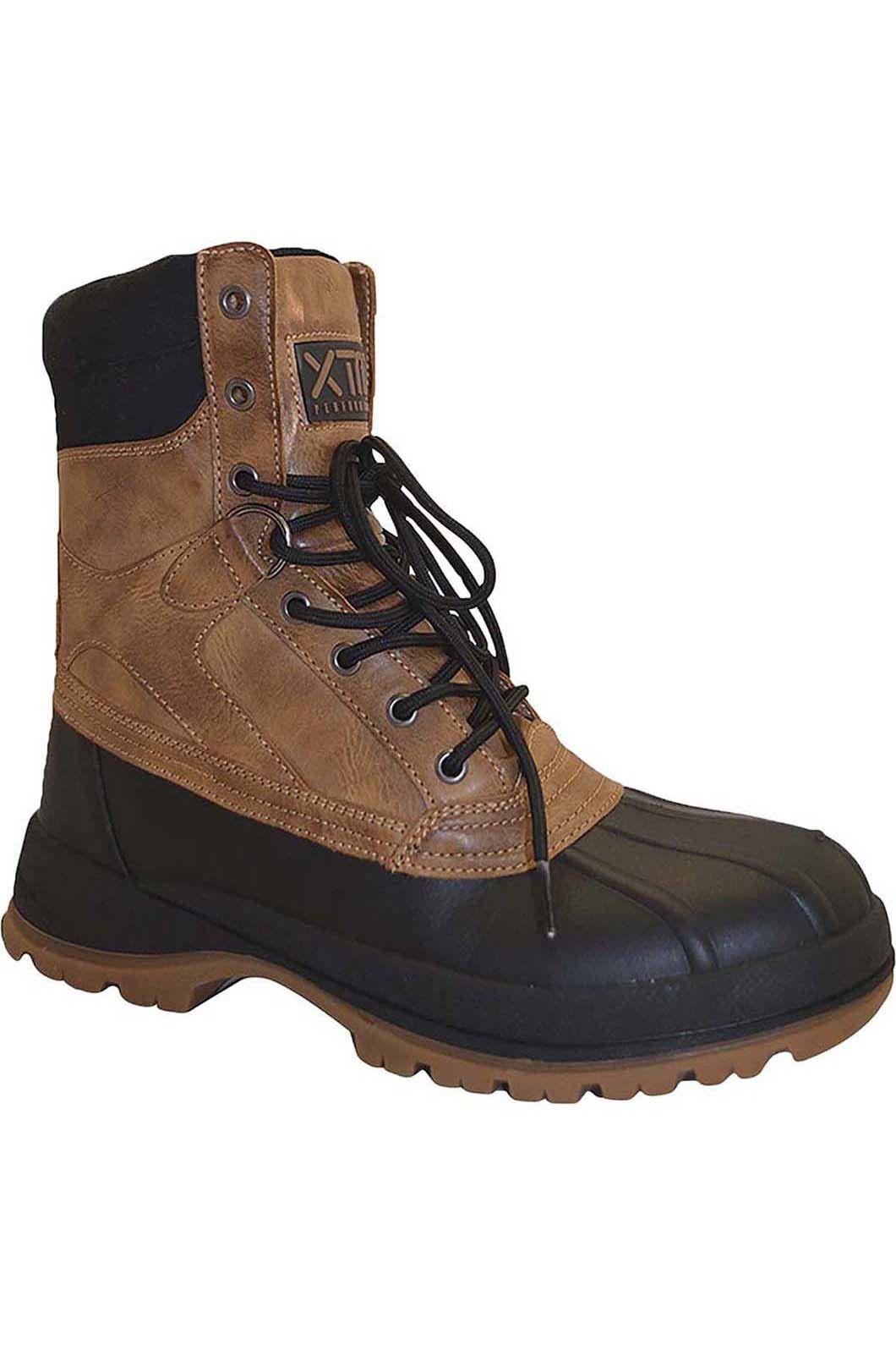 XTM Men's Konrad Snow Boots0, Brown, hi-res