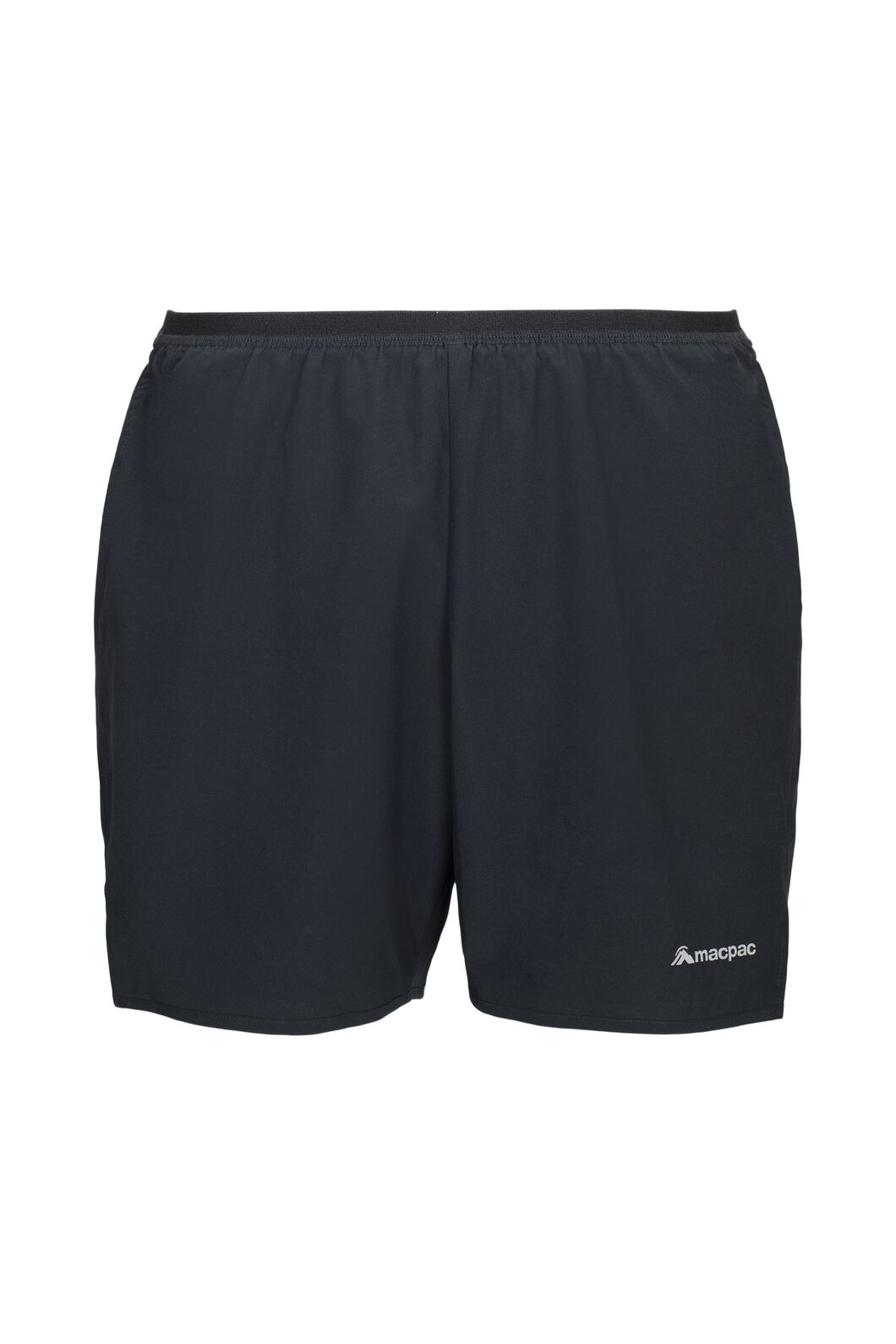 Macpac Caples Trail Shorts — Men's, Black, hi-res