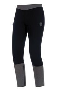 Mammut Aconcagua Tights - Women's, Black Melange, hi-res