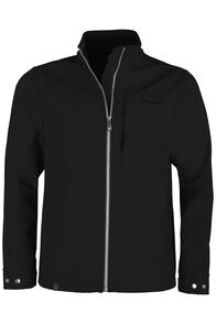 Chord Softshell Jacket - Men's, Black, hi-res