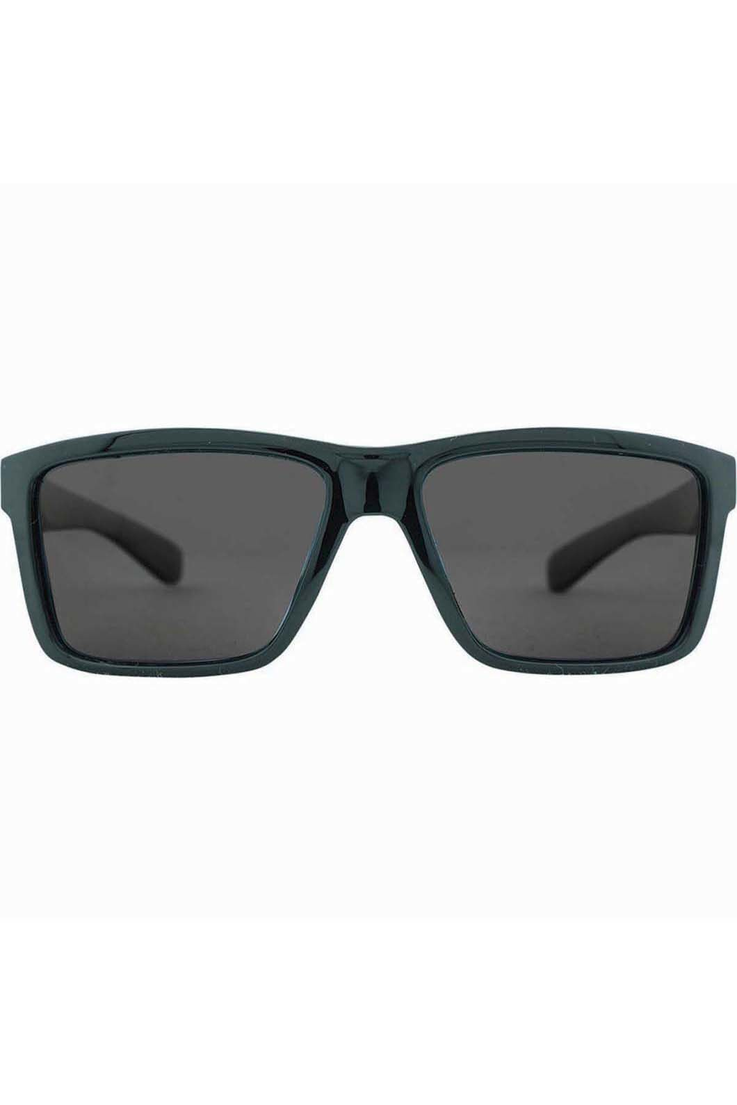Venture Eyewear Men's Climb Sunglasses, Black/Grey, hi-res