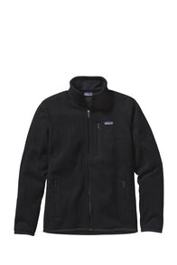 Patagonia Better Sweater Jacket — Men's, Black, hi-res