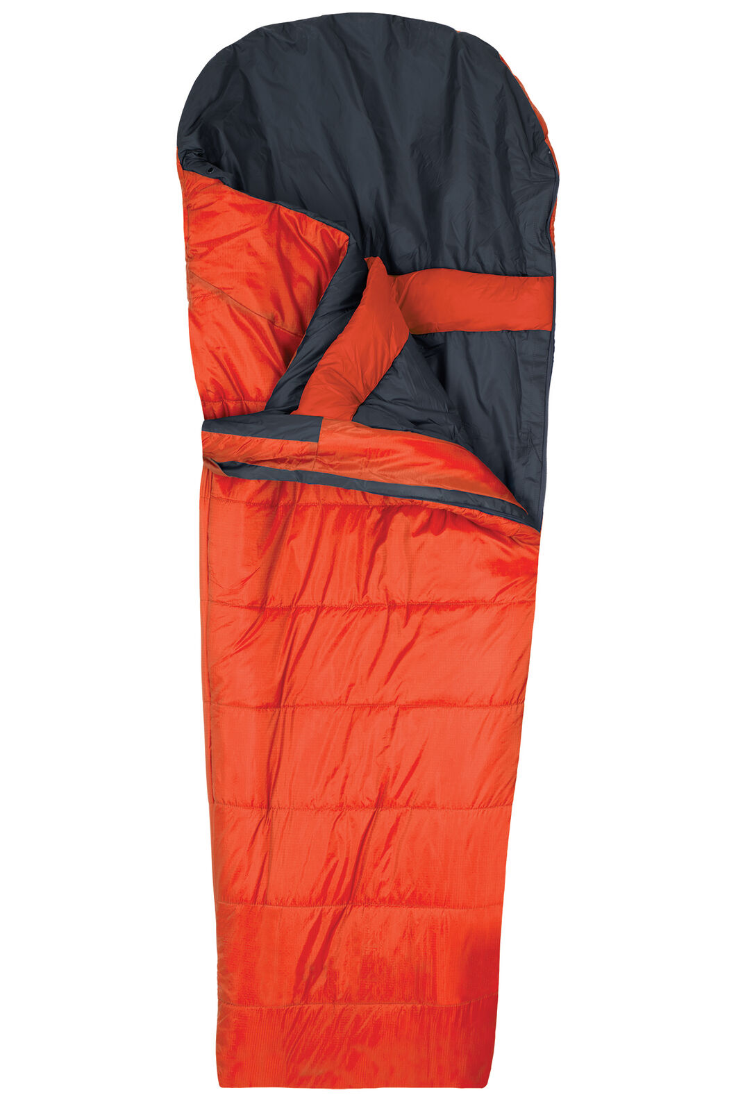 Macpac Roam 150 Synthetic VapourLite™ Sleeping Bag - Kid's, Poinciana, hi-res