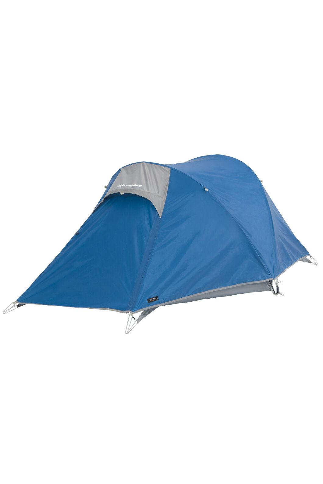 Macpac Nautilus Camping Tent, Imperial Blue, hi-res