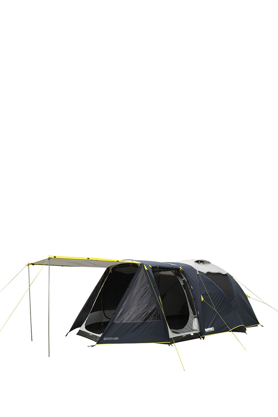 Wanderer Geo Elite 6+2ENV Dome Tent — 8 Person, None, hi-res