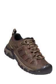 KEEN Targhee Vent Hiking Shoes — Men's, Cuban/Antique Bronze, hi-res