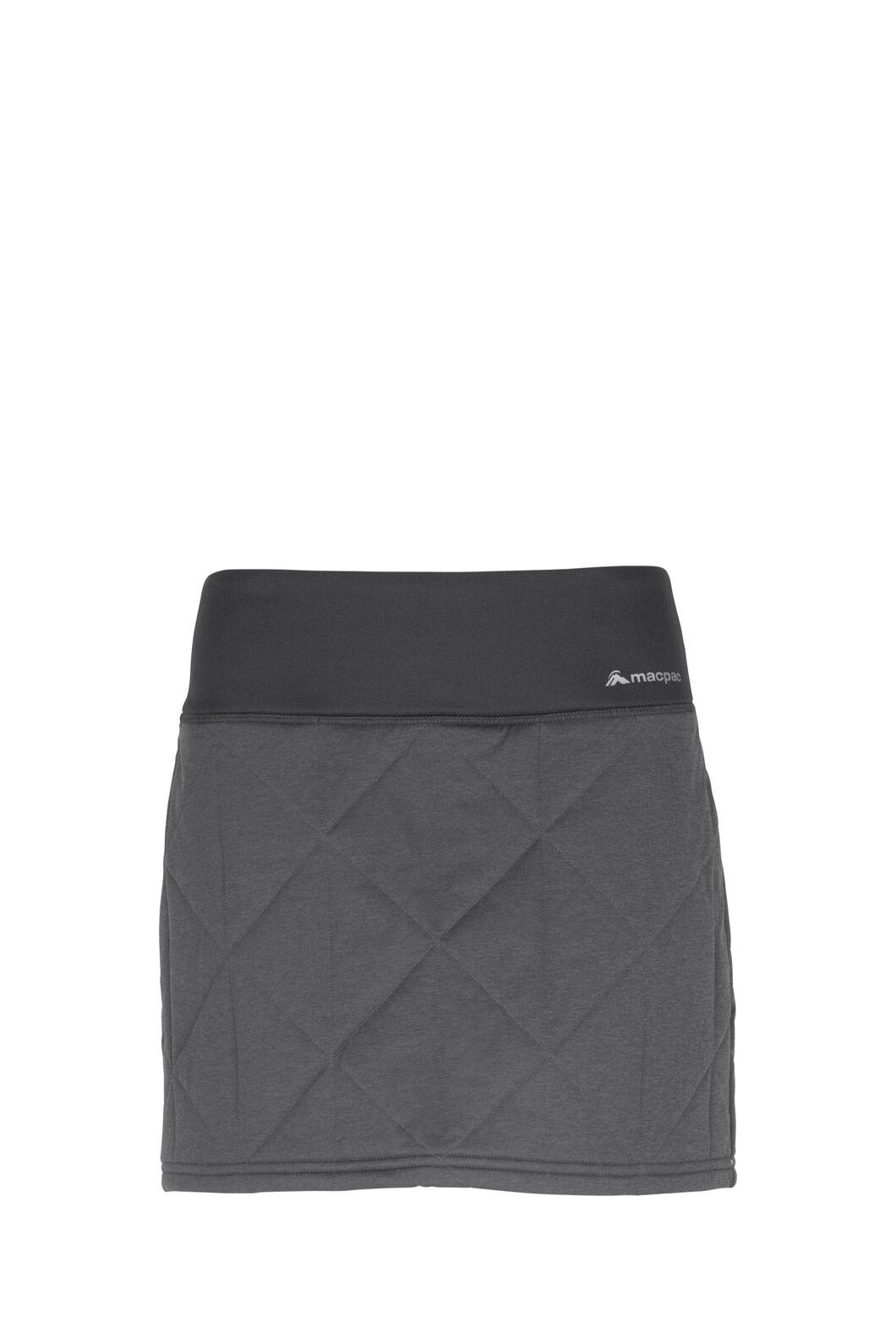 Macpac Accelerate PrimaLoft® Skirt - Women's, Black, hi-res