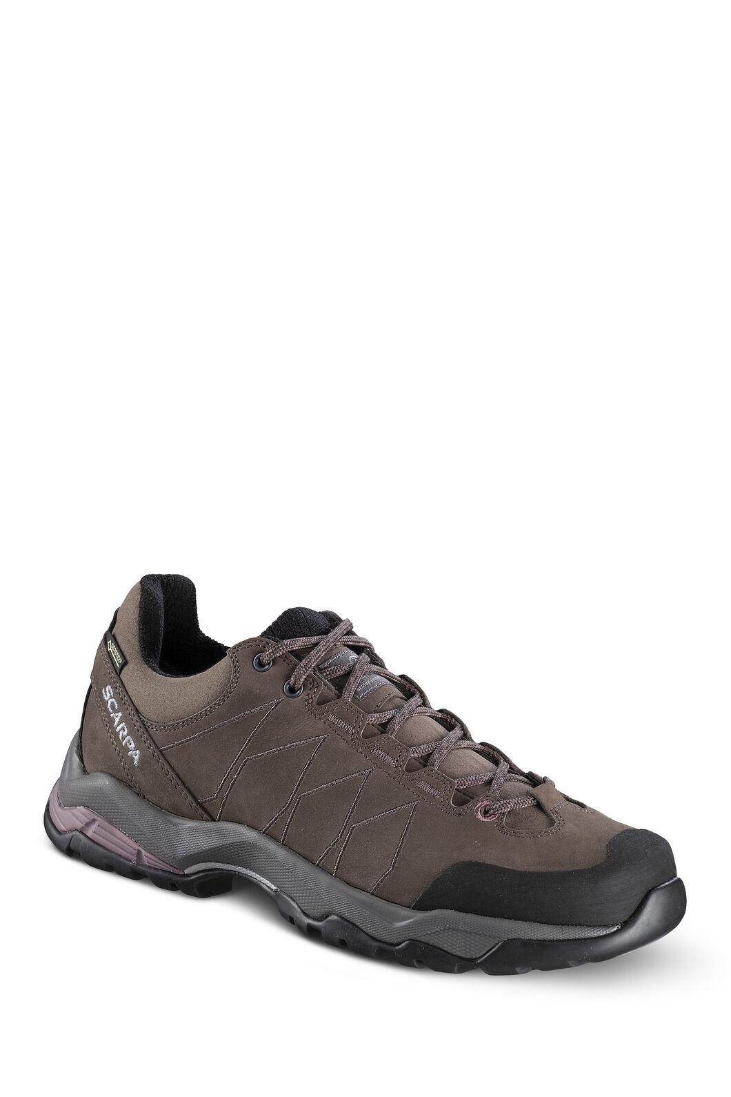 Scarpa Moraine Plus GTX Hiking Shoes - Women's, Charcoal/Dark Plum, hi-res
