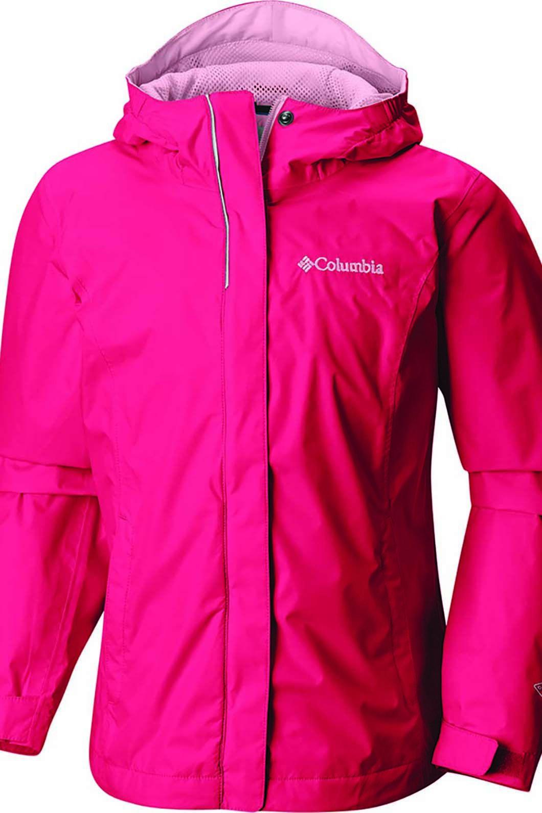 Columbia Kids' Arcadia Jacket, Pink, hi-res
