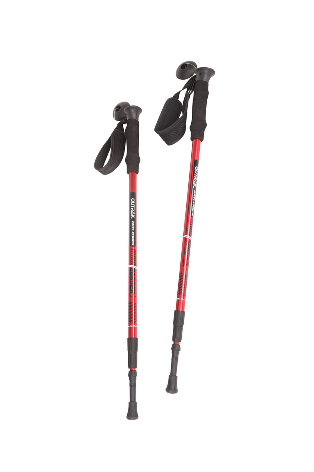 Outrak Main Border Trekking Poles, None, hi-res