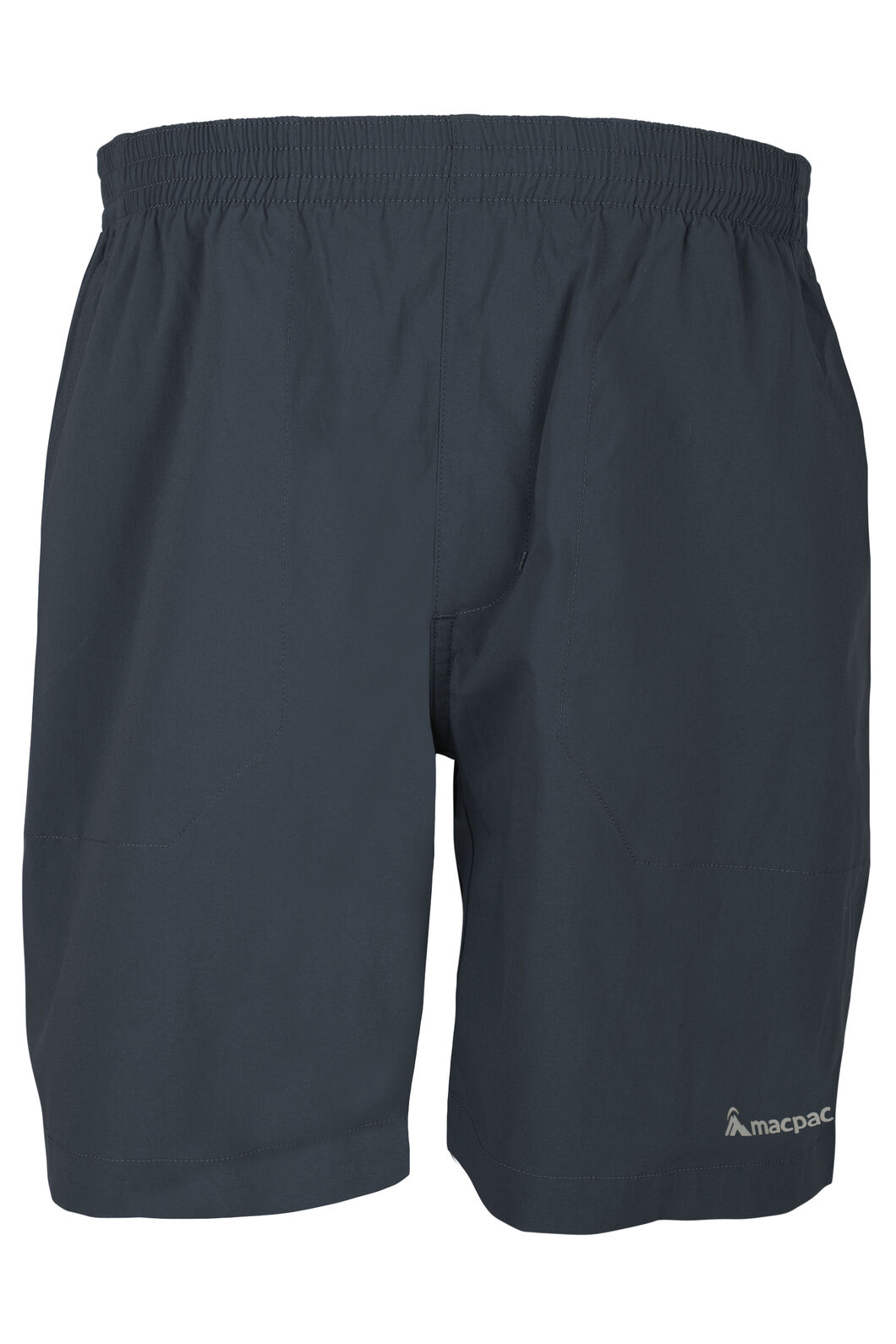 Macpac Rockover Shorts - Men's, Carbon, hi-res