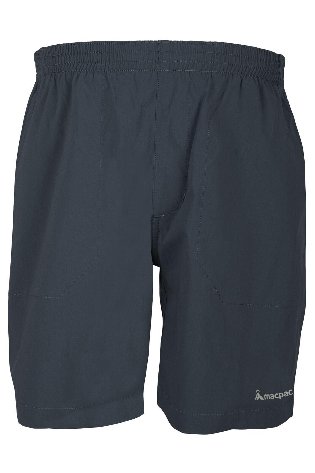 Rockover Shorts - Men's, Carbon, hi-res