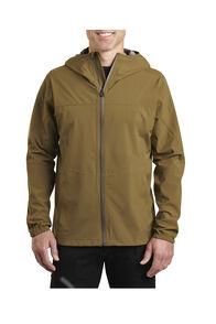 Kuhl Stretch Voyagr™ Rain Jacket — Men's, Olive, hi-res