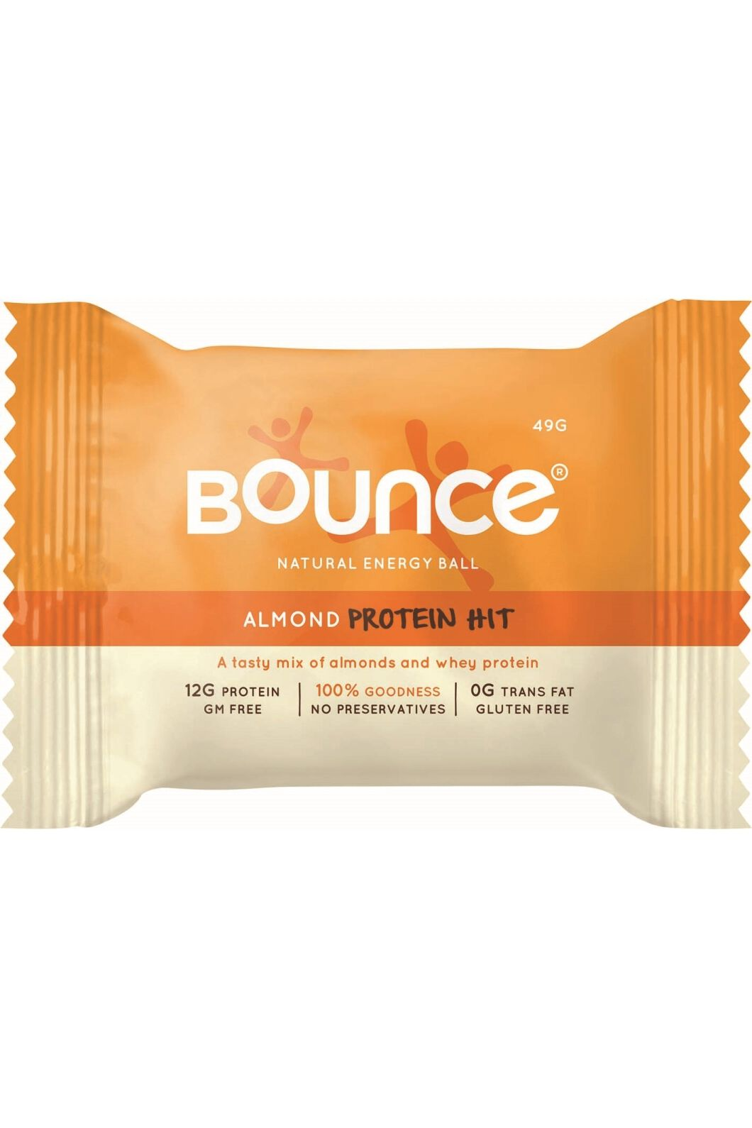 Bounce Almond Protein Hit Ball, None, hi-res