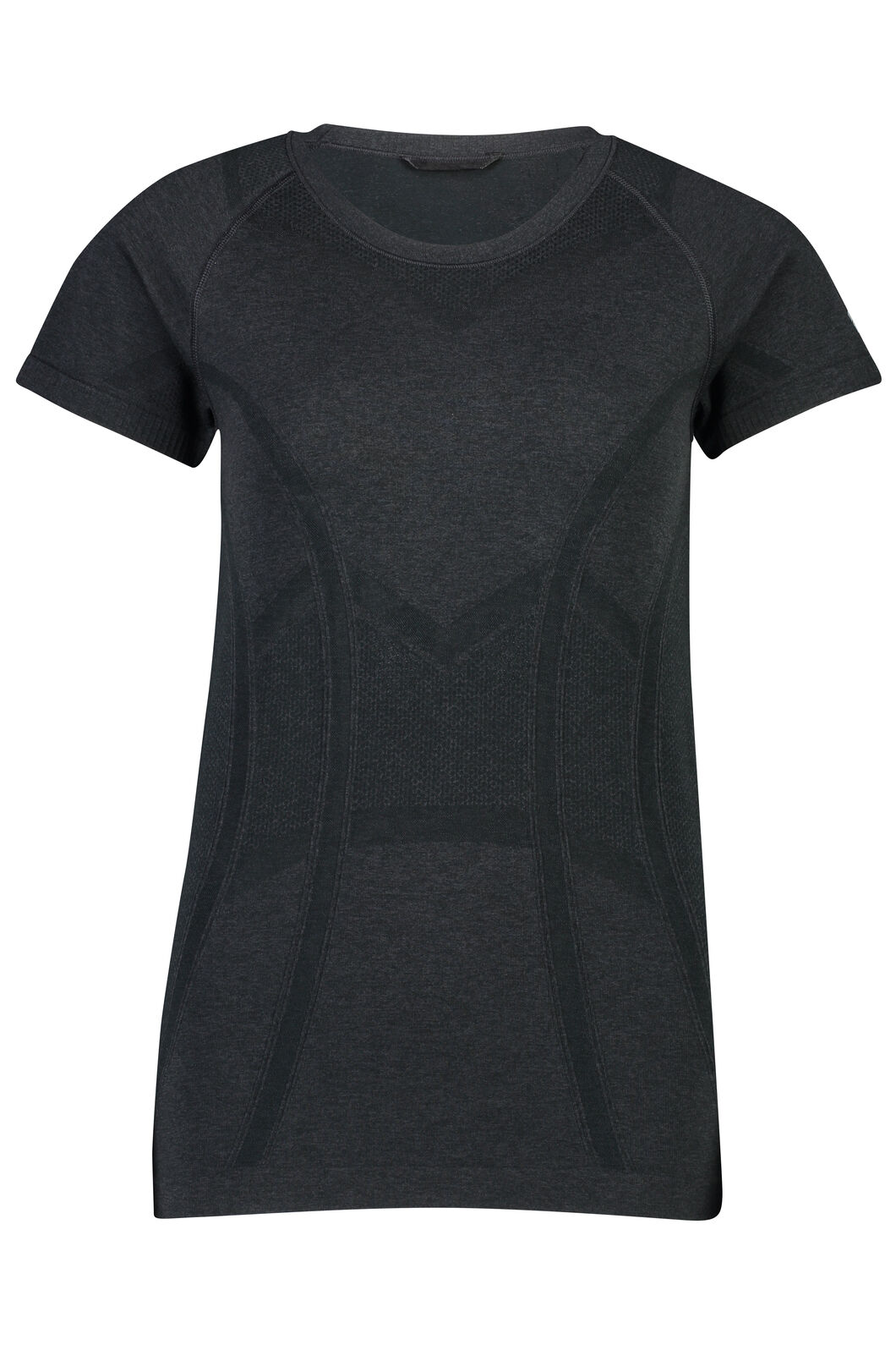 Macpac Limitless Short Sleeve Tee - Women's, Black, hi-res