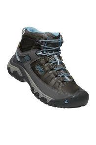 KEEN Women's Targhee III WP Hiking Boots, Magnet/Atlantic Blue, hi-res