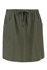 Macpac Mica Skirt — Women's, Deep Olive, hi-res