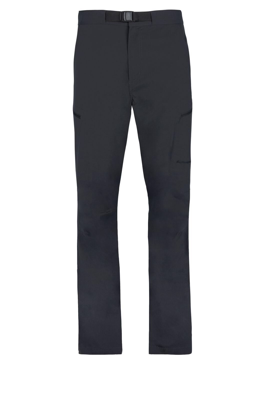 Macpac Drift Pants — Men's, Black, hi-res