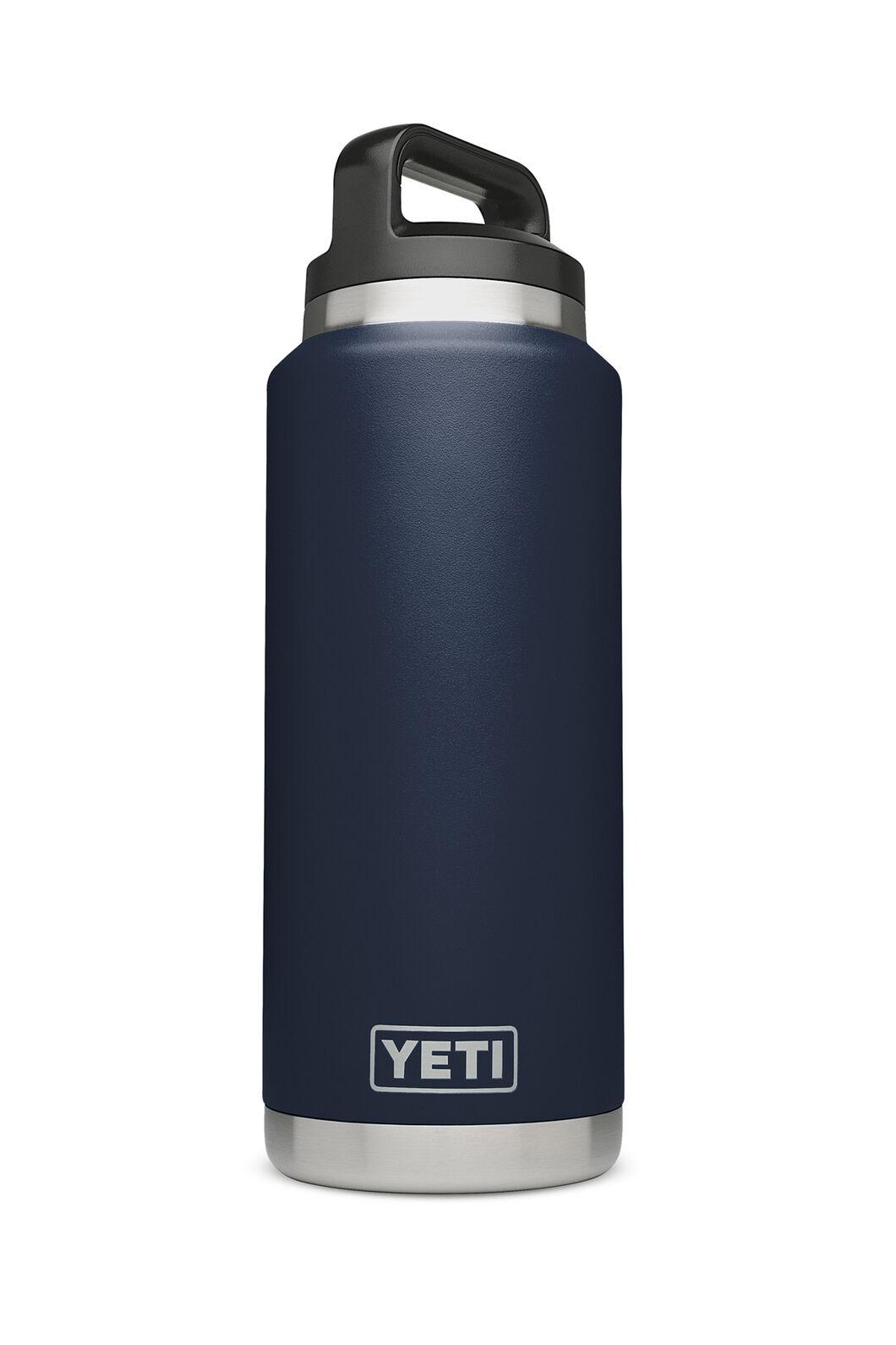 Yeti Rambler Drink Bottle Stainless Steel 36oz, Navy, hi-res