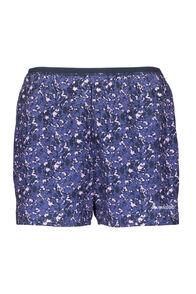 Macpac Women's Caples Trail Shorts, Orchid Print, hi-res