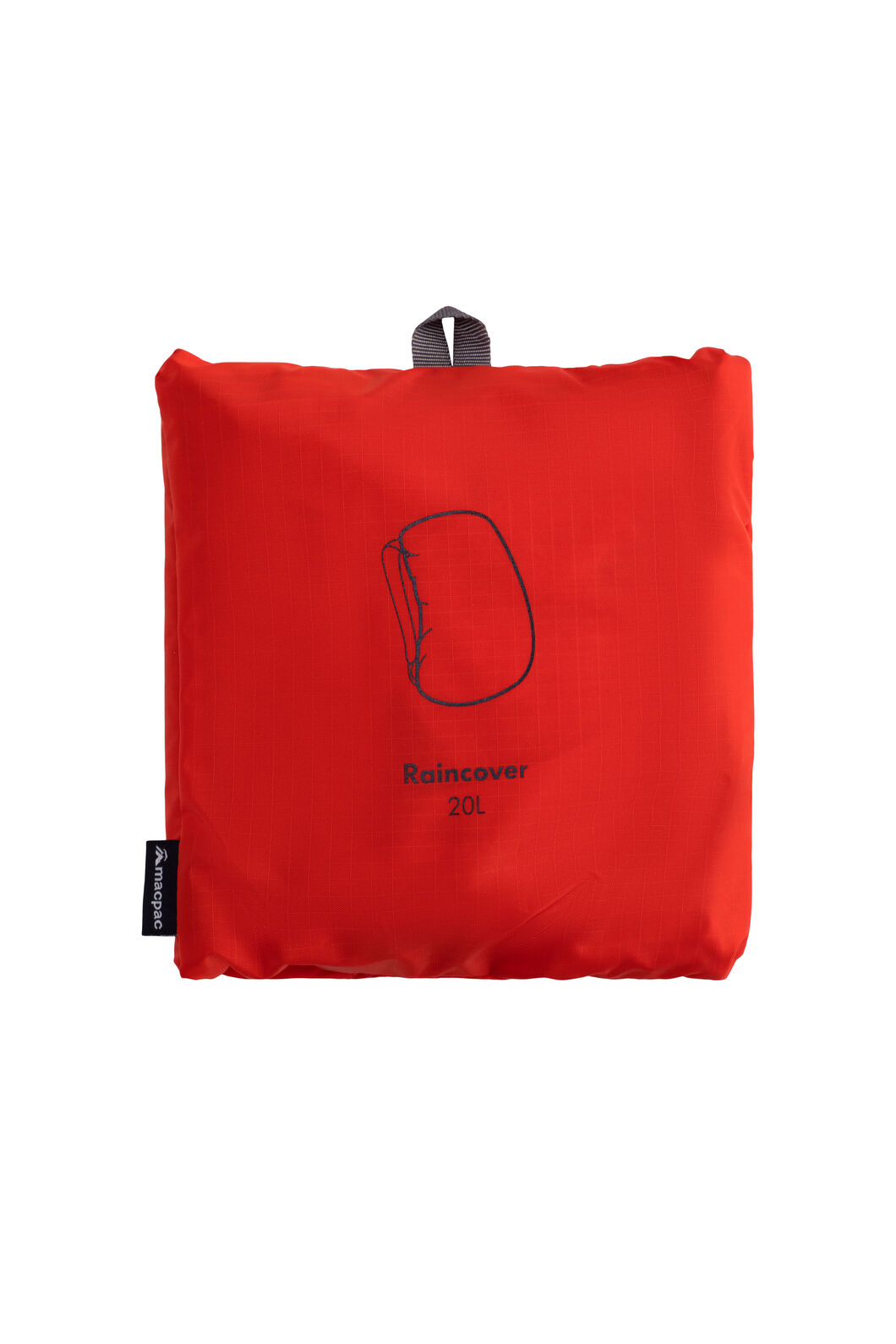Macpac Pack Raincover — Extra Small, Indicator, hi-res