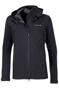 Fitzroy Alpine Series Softshell Jacket - Women's, Black, hi-res