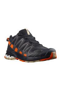 Salomon Men's XA Pro 3D V8 GTX Trail Running Shoes, Night Sky/Red Orange/Safari, hi-res
