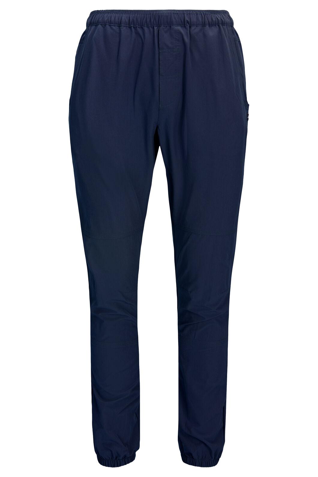 Macpac Boulder Pants — Men's, Black Iris, hi-res