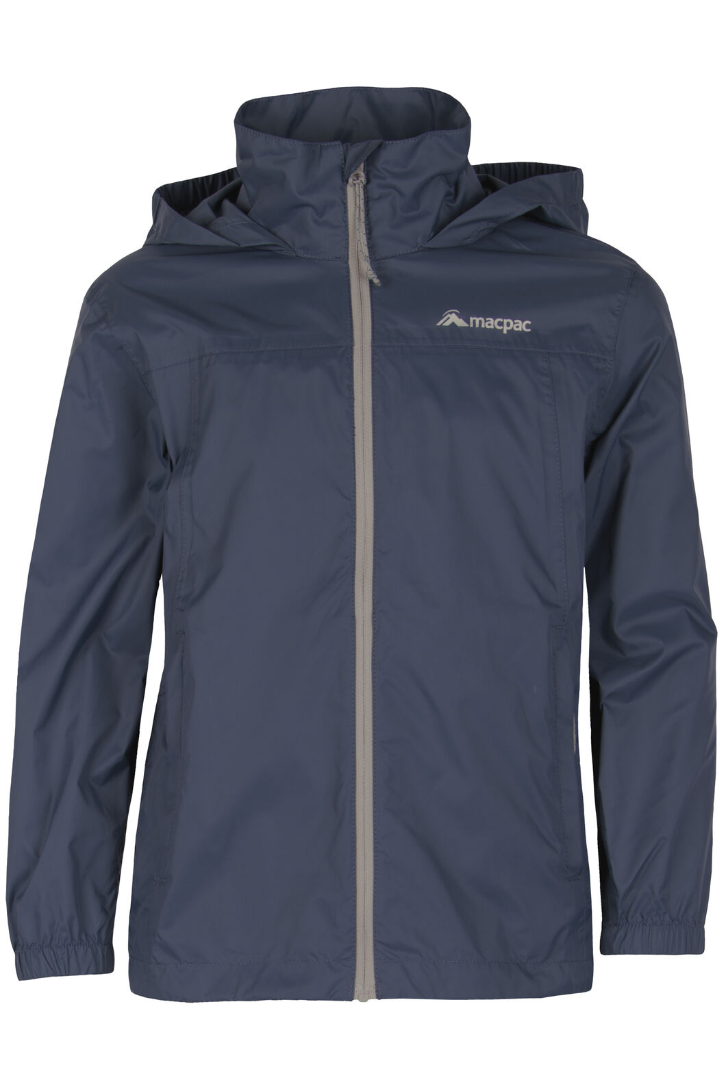 Macpac Pack-It-Jacket - Kids', Midnight Navy, hi-res